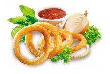12 PIECES D'ONION RINGS