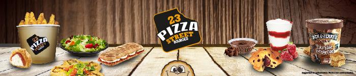 23 Pizza Street