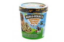 BJ'S CARAMEL BROWNIE PARTY 500ml